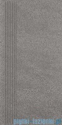 Paradyż Duroteq grafit stopnica 29,8x59,8