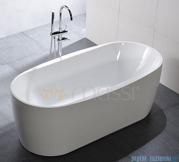 Massi Elegant 170 wanna wolnostojąca 170x80 cm biała MSWA822170