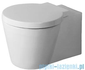 Duravit Starck 1 miska toaletowa wisząca 410x575 mm 021009 00 64