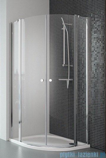 Radaway Eos II PDD kabina prysznicowa 90x90 szkło przejrzyste 3799471-01L/3799471-01R