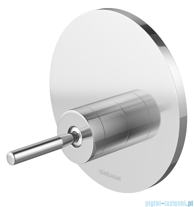 Kohlman Maxima zestaw prysznicowy chrom QW220MR20