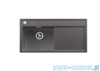 Blanco Zenar XL 6 S-F  Zlewozmywak Silgranit PuraDur komora lewa kolor: szarość skały z kor. aut. i szklaną deską do krojenia 519199