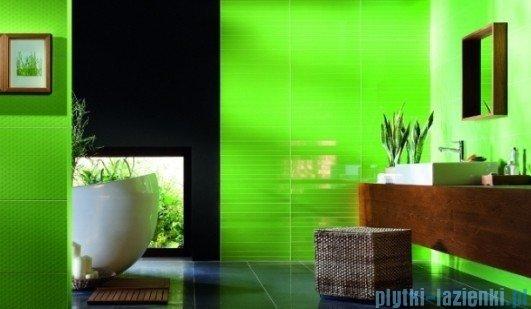 Płytka ścienna Tubądzin Colour Green R.1 32,7x59,3