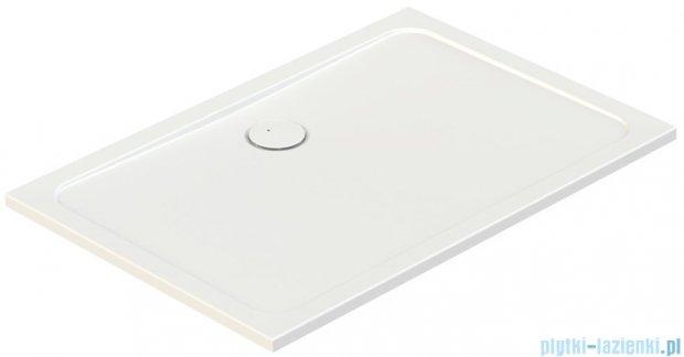 Sanplast Free Line brodzik prostokątny B/FREE 80x120x2,5cm+stelaż 615-040-4390-01-000