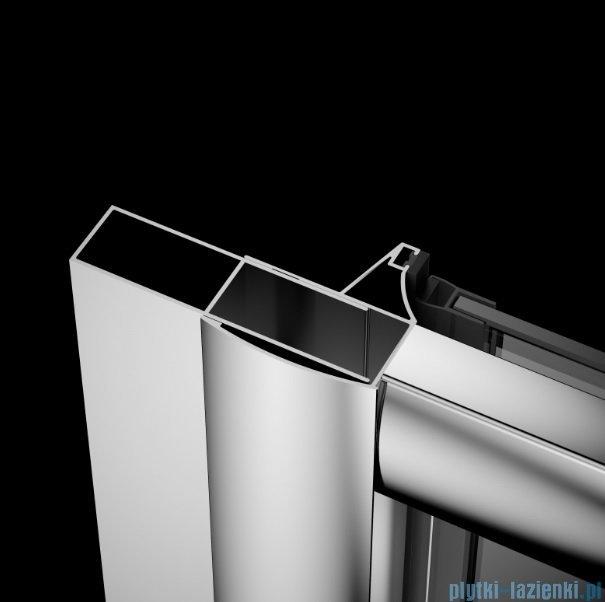 Radaway Profil U poszerzający Premium, Premium Plus + 40 mm P01-127190001