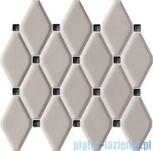 Tubądzin Abisso grey mozaika ścienna 29,8x27