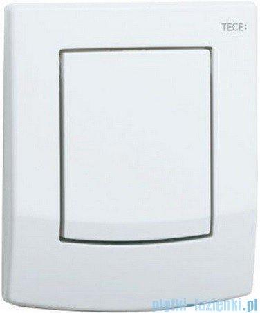 Tece Przycisk spłukujący z tworzywa do pisuaru Teceambia biały 9.242.100