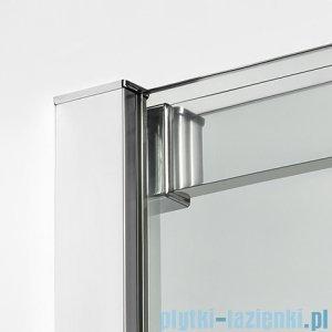 New Trendy Porta kabina prostokątna 100x80x200cm lewa przejrzyste EXK-1047/EXK-1109
