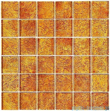 Dunin Spark mozaika szklana 30x30 rusty 48