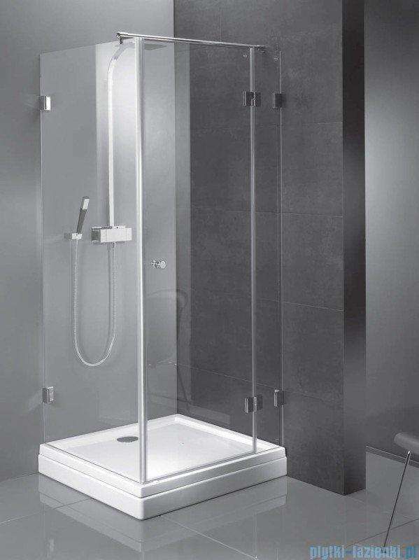 Riho Kabina prysznicowa Scandic Lift M203 100x80x200 cm PRAWA GX0007202