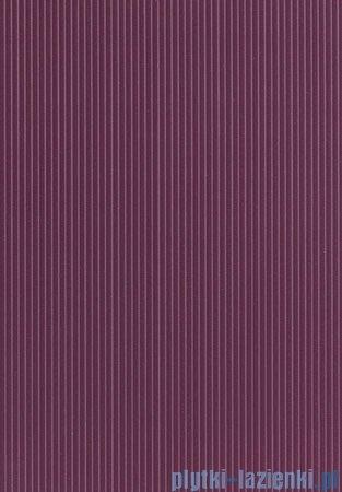 Domino Indigo fiolet płytka ścienna 25x36