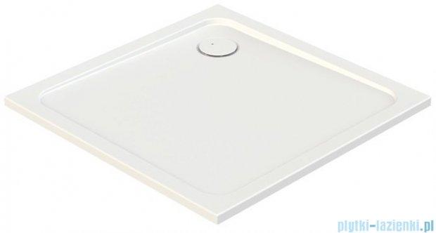 Sanplast Free Line brodzik kwadratowy B/FREE 80x80x2,5cm+stelaż 615-040-4020-01-000