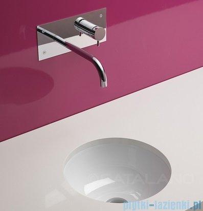 Catalano Sfera 35 umywalka nablatowa 35x35 biała 135AC00