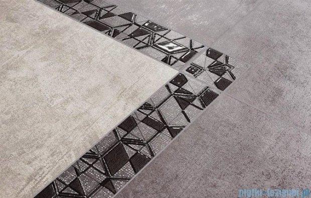 Paradyż Lensitile grafit narożnik 7,2x7,2