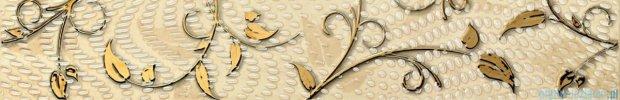 Tubądzin Traviata ornament listwa 9,8x60,8