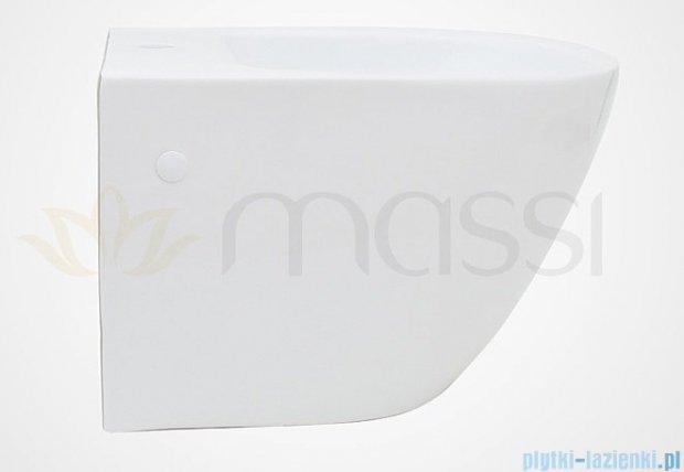 Massi Decos bidet wiszący biały MSB-31673