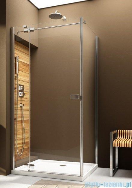 Aquaform Verra Line drzwi uchylne lewe 80cm przejrzyste 103-09380