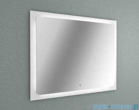 New Trendy lustro Led 60x65 cm biały połysk ML-LU60