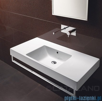 Catalano Zero Domino 100 umywalka 100x50 biała 110DO00