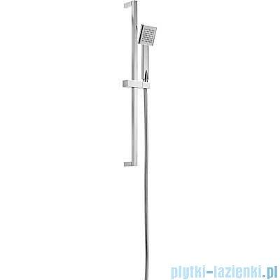 Tres Cuadro-Mini Komplet słuchawka-drążek Antical kolor chrom 1.34.512