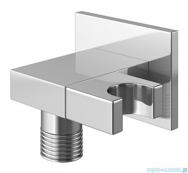 Kohlman Excelent zestaw wannowo-prysznicowy chrom QW211HQ30
