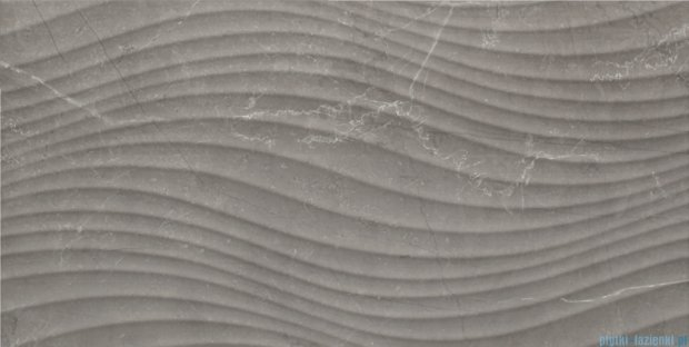 Tubądzin Gobi grey desert płytka ścienna 30,8x60,8