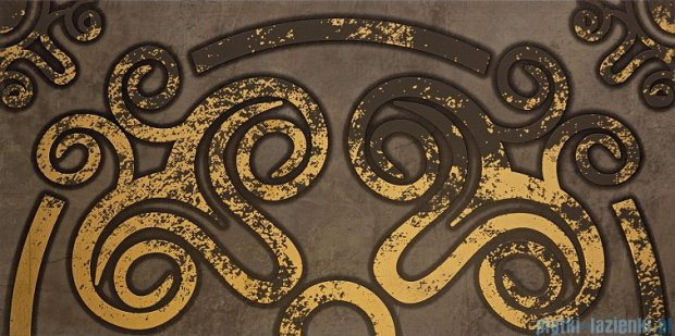Tubądzin Palacio ornament dekor ścienny 29,8x29,8