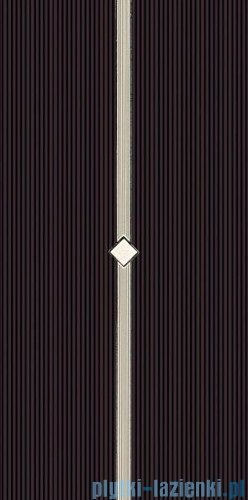 Paradyż Secret nero murano inserto ścienne 29,5x59,5