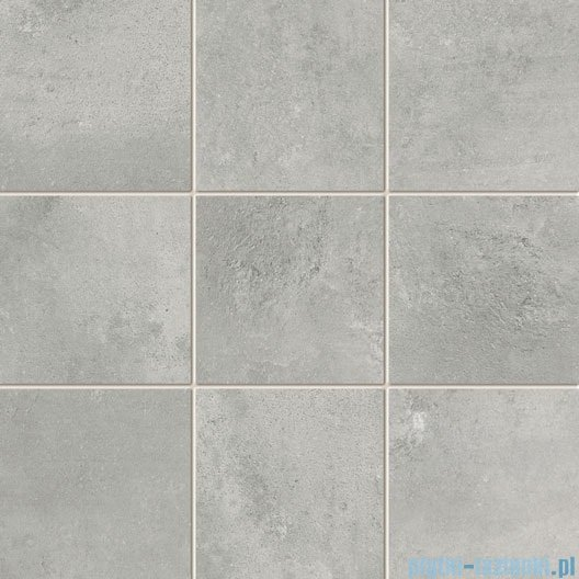 Tubądzin Epoxy graphite 2 MAT mozaika gresowa 29,8x29,8