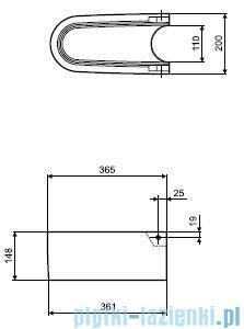Koło Quattro Półpostument K67100000