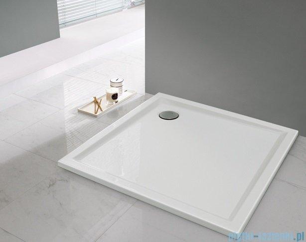 Sanplast Prestige brodzik kwadratowy B/PR 80x80x3cm biały 615-070-0020-01-000
