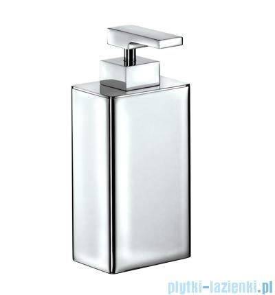 Omnires Urban dozownik mydła stojący chrom 49.78.31.002