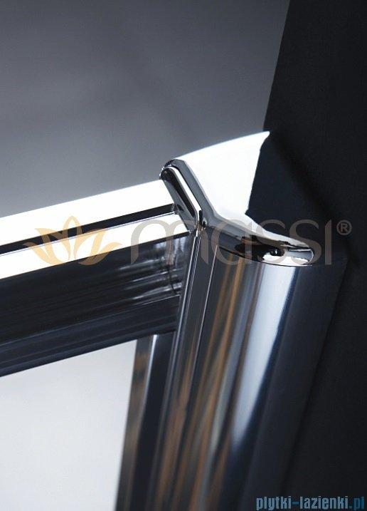 Massi Mosa drzwi prysznicowe przesuwne 100x185 cm przejrzyste MSKP-FA903