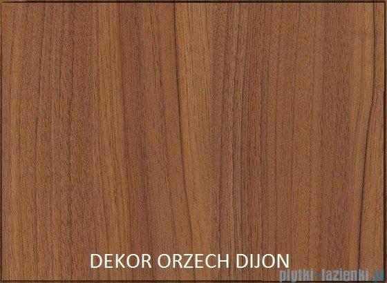 Antado Grande lustro na płycie 60x80cm orzech Dijon GR-L-60x80-3734