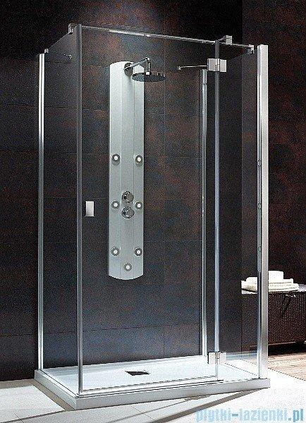 Radaway Kabina prysznicowa Essenza KDJ+S 80x90x80 prawa szkło przejrzyste 32956-01-01R