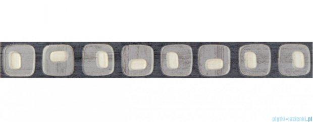 Listwa ścienna Tubądzin MODERN SQUARE 2 5,2x44,8