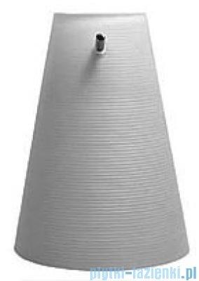 Duravit Starck 1 Lampka ścienna abażur w kolorze białym 009701 10 00