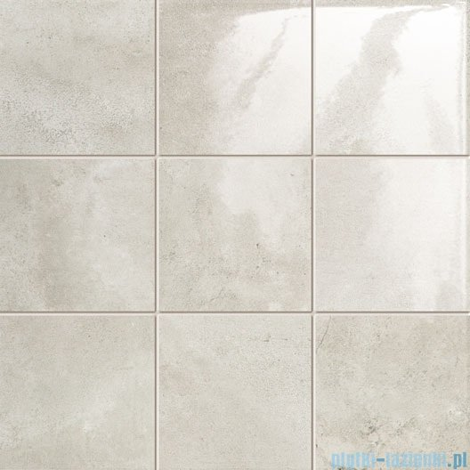 Tubądzin Epoxy grey 1 POL mozaika gresowa 29,8x29,8
