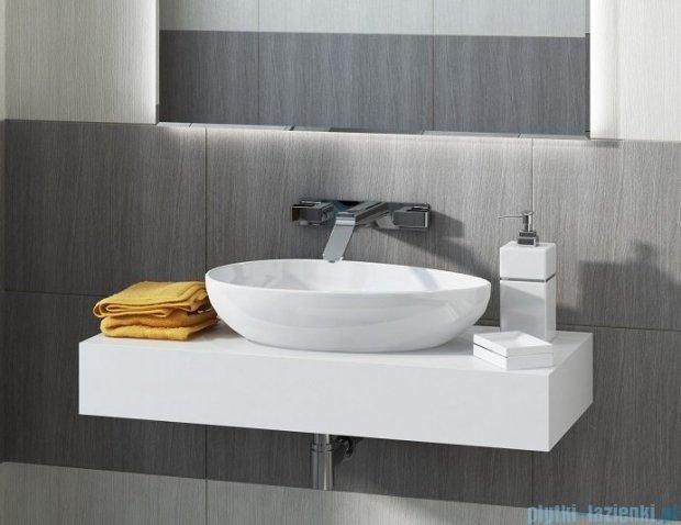 Antado Combi blat wiszący pod umywalkę Conti 100x45cm lewy ALT-B/4-1000x450x150-WS
