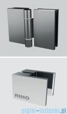 Riho Scandic S101 drzwi prysznicowe 90x200 cm GC01200