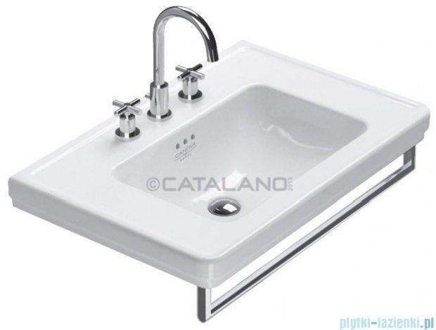 Catalano Canova Royal 75 umywalka 75x50 cm biała 175CV00