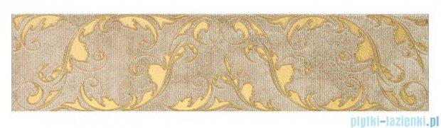 Tubądzin Lavish brown listwa ścienna 10,5x44,8