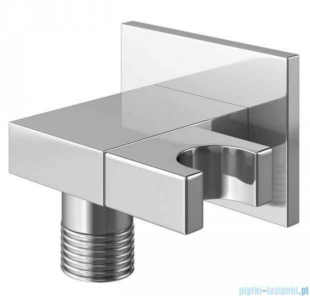 Kohlman Nexen zestaw prysznicowy chrom QW210UQ25