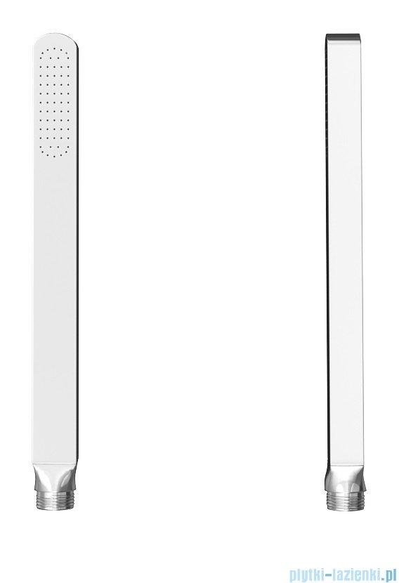 Kohlman Foxal zestaw prysznicowy chrom QW211FR25