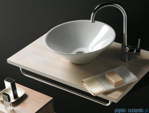 Bathco umywalka nablatowa Caceres 42x14,5 cm 0015