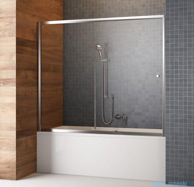 Radaway Vesta Dwj drzwi przesuwne 140 cm szkło przejrzyste 209114-01-01