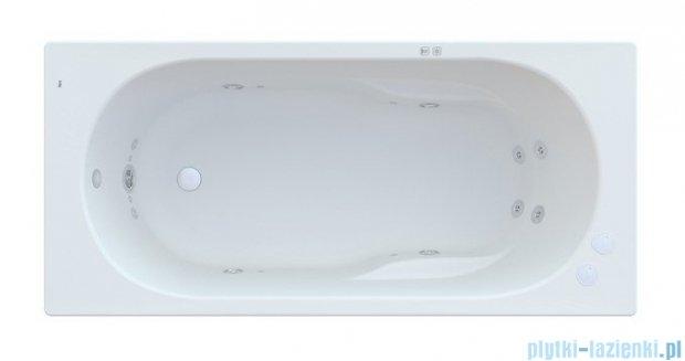 Roca Genova N wanna 150x70cm z hydromasażem Smart Water Plus A24T353000