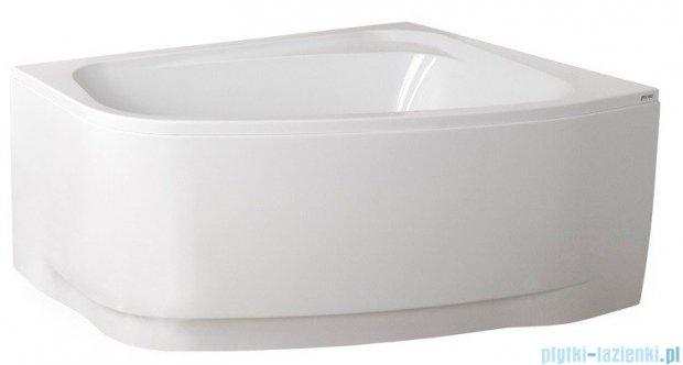 Sanplast Free Line obudowa do wanny prawa 85x145cm biała 620-040-0840-01-000