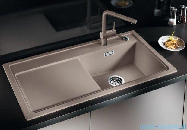 Blanco Zenar XL 6 S  Zlewozmywak Silgranit PuraDur komora prawa kolor: szampan z kor. aut. bez akcesoriów 516020