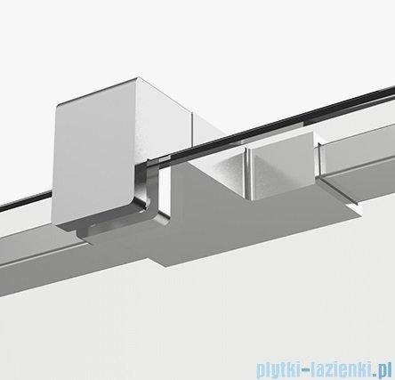 New Trendy Reflexa 100x200 cm drzwi wnękowe prawa przejrzyste EXK-1209